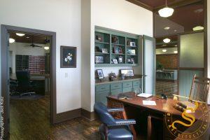 Pontotoc County Chancery Buildings - Interior