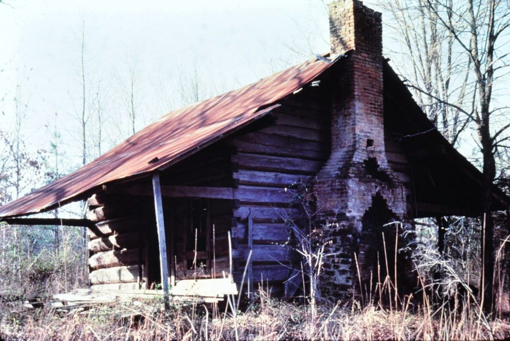 Log Cabins of Webster County