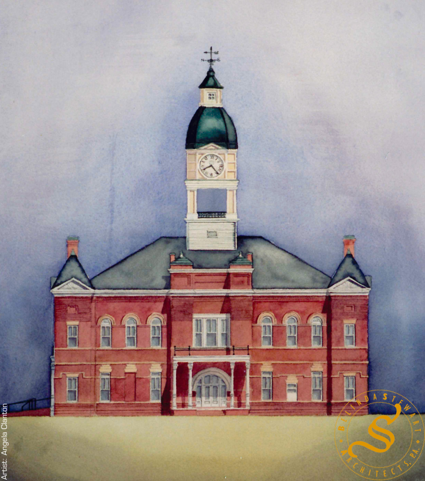 Holmes County Courthouse Restoration
