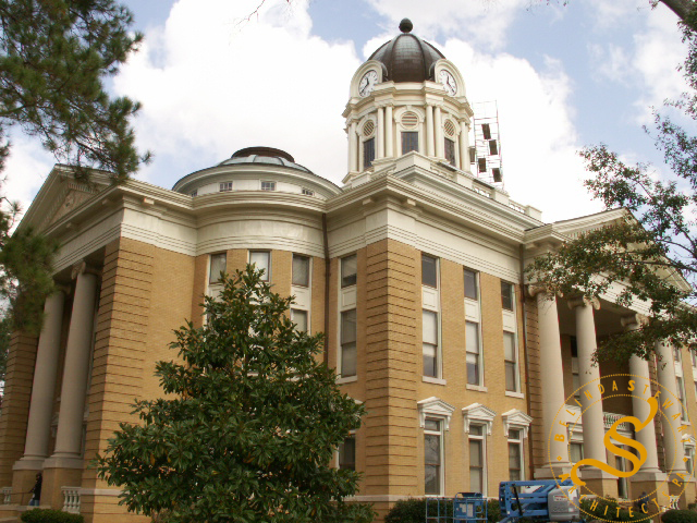 Simpson County Courthouse Exterior Restoration
