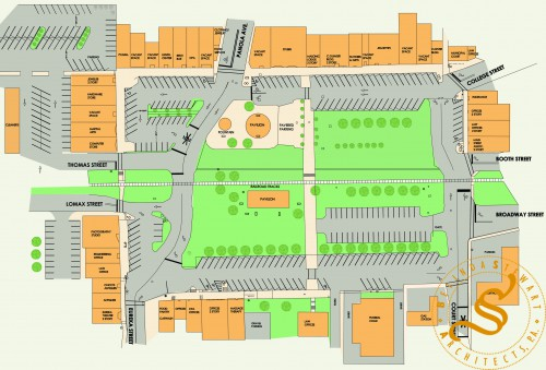 Batesville Downtown Action Plan