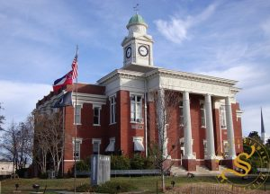 Attala County Courthouse Portico Restoration