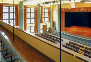Center Stage Theater Rehabilitation