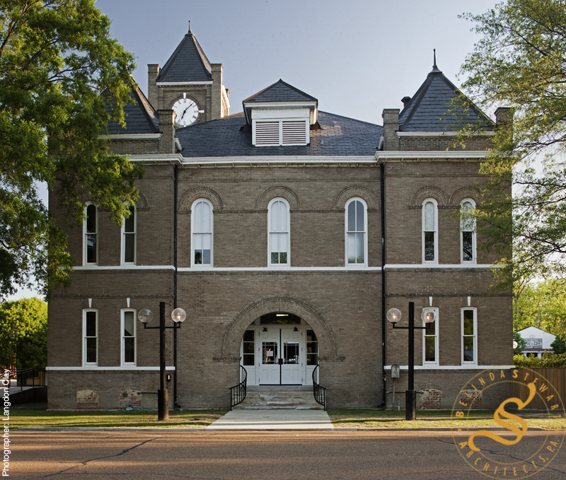 Tallahatchie County Courthouse Restoration