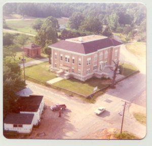 Jail (Village Hall) Rehabilitation - Courthouse
