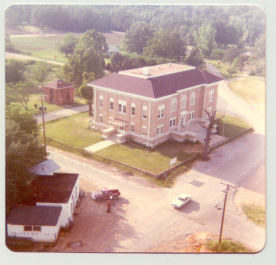 Jail (Village Hall) Rehabilitation – Courthouse