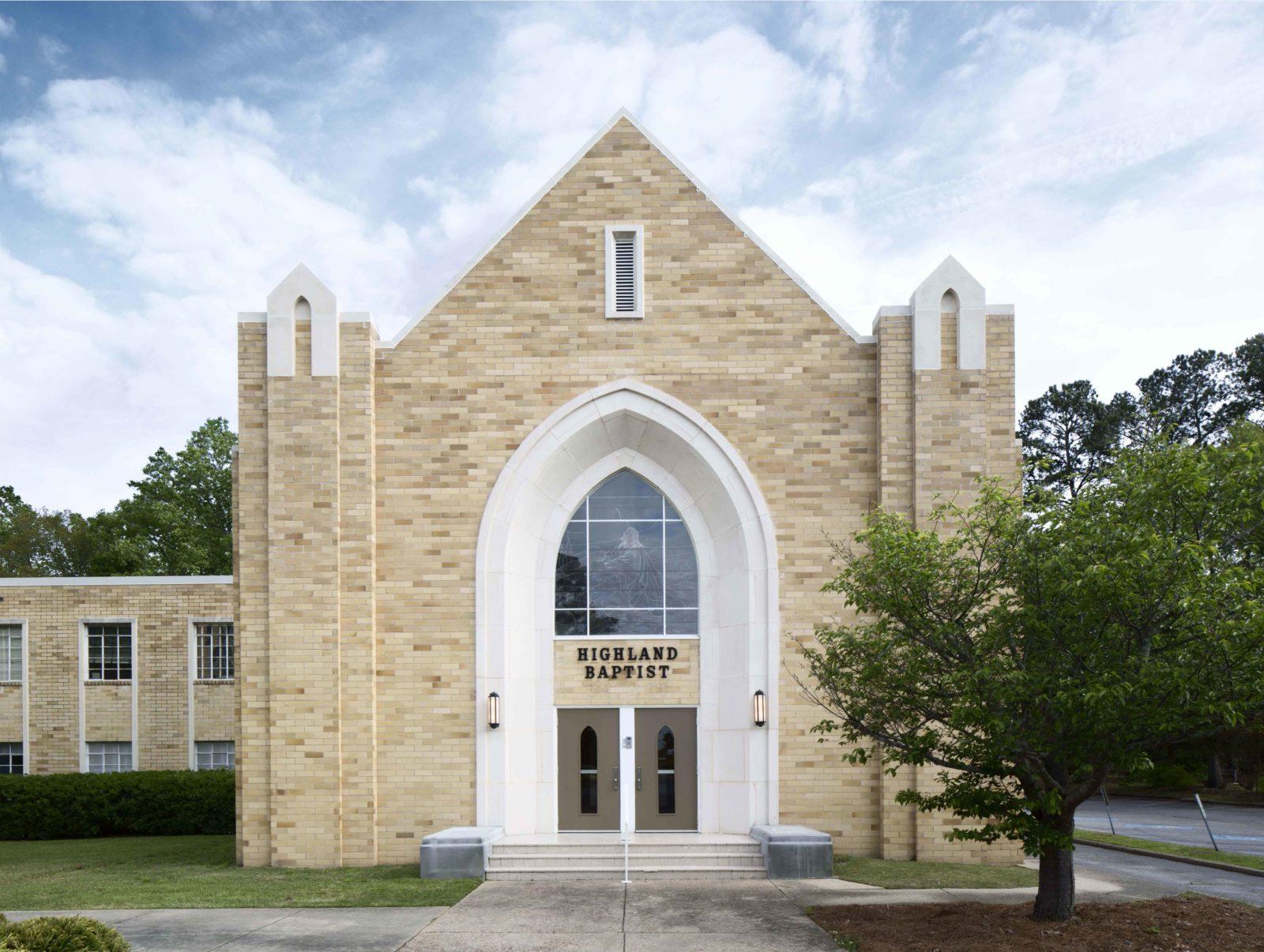 Highland Baptist Church Renovation