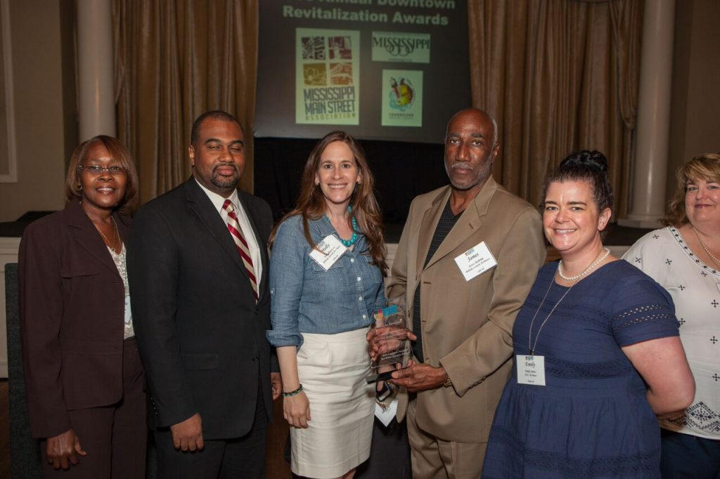 Amzie Moore House Restoration wins Award