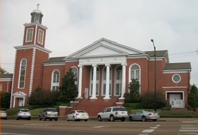 Louisville First United Methodist Church
