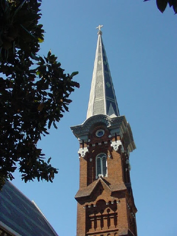 The Church of the Holy Trinity Episcopal