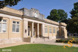 Bolivar County Courthouse Stabilization and Restoration