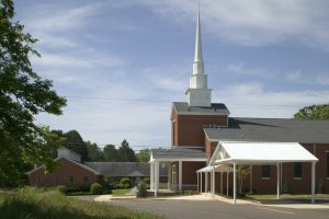 Walthall Baptist Church Addition