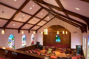 Eupora First Baptist Church Renovation