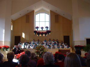 Walthall Baptist Church Addition